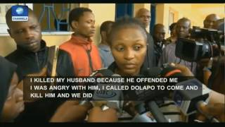 Osun Alleged Murder: Wife, Other Suspect Remanded In Ilesa Prison