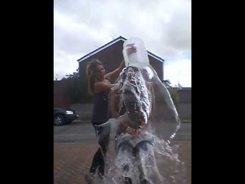 ice bucket challenge took my breath away