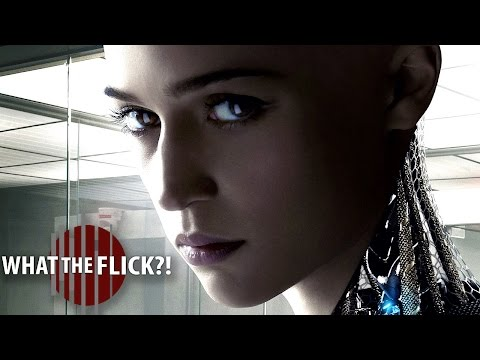 Ex Machina (Starring Alicia Vikander, Oscar Isaac, and Domhnall Gleeson) Movie Review