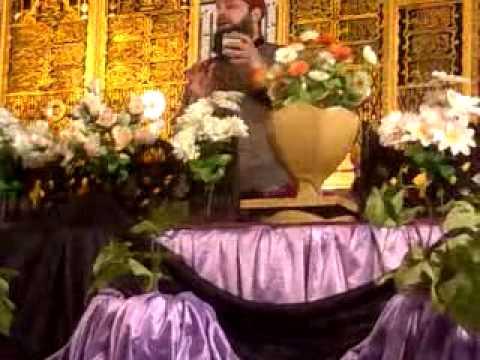 Bhali Kare Aya.. Mithro Muhammad ayo (sindhi kalam) Owais raza qadri 21 feb 2012