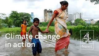 How global climate change is already devastating Bangladesh