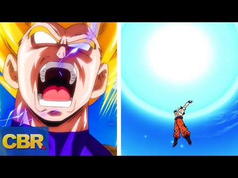 Dragon Ball: 10 Insanely Strong Signature Moves Ranked
