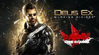 Deus Ex: Mankind Divided - Релизный трейлер на русском. Дата выхода - 23.08.2016
