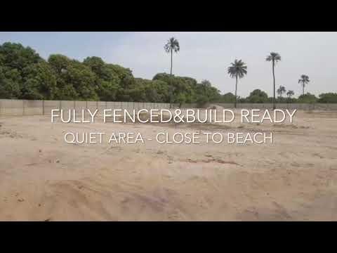 GamRealty - Gambia Sanyang plot of land for sale 10000 m2