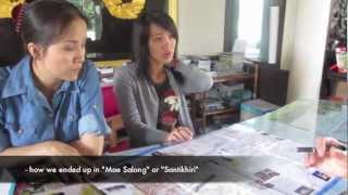 Mae Salong - Santikhiri - Anyone for Tea?