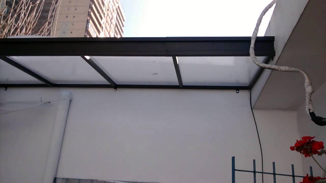 Alero para proteger una ventana whatsapp 1558876813 for Ventanas para techo