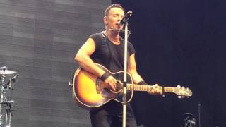 This Hard Land - Bruce Springsteen live