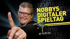 ReLive aus Nobbys Wohnzimmer: 2. Digitaler Spieltag mit Nobby, Marco Reus, Erné & vielen mehr!