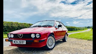 Alfa Romeo GTV6 2.5 review. The eighties Alfa icon with the best sounding V6 ever?