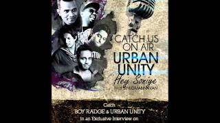 Boyradge & Urban Unity THR Raaga interview part 2