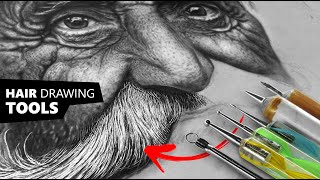DIY - Hair Drawing Tool | NEW Hair Technique