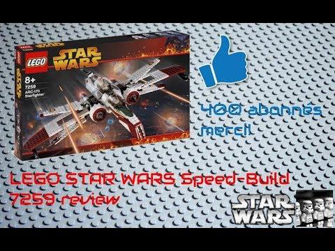 Lego Arc  Speed Build
