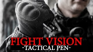 Tactical Pen in Self-Defense (JKD, Panantukan, Kali, Silat) / Fight Vision / ABP Tactical