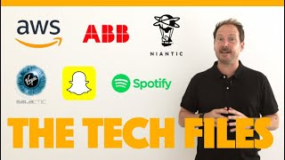The Tech Files / AWS, Virgin Galactic, Spotify, Snap and more