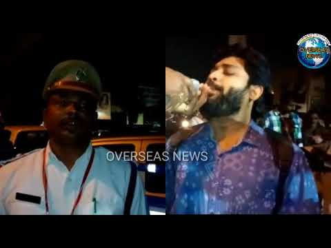 Telangana: Traffic, Law & Order Police Conducted Drunk and Drive at the Secunderabad