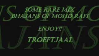 some rare mix bhajans of MOHD RAFI