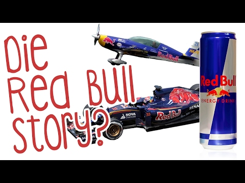Die Red Bull Story? 5 IDEEN für Erfolg von Dietrich Mateschitz dem Gründer von Red Bull