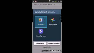 Telefonda video başına intro koyma (kolay)