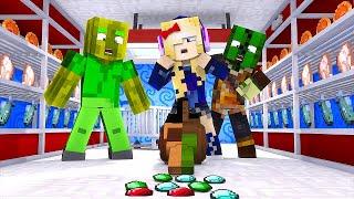 TOBBSS VERWANDELT SICH in einen STAUBSAUGER?! - Minecraft WOLF