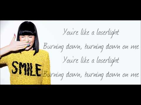 Jessie J Ft David Guetta - Laserlight♥