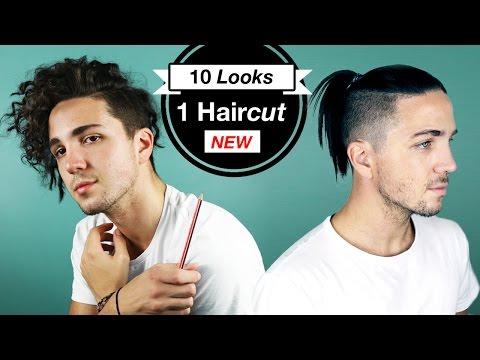 10 Looks, 1 Haircut - Men's Undercuts