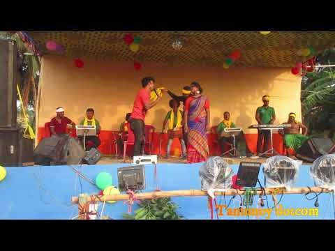 New Santali Fansan Video #240(singer-Swapan&Parasad&Mandira)