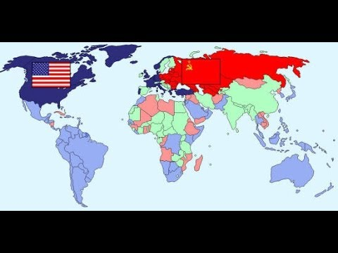 Are we in a new Cold War?