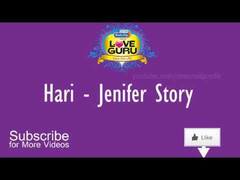 Hari - Jenifer Love Story | Radio City Love Guru Tamil 91.1