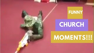 Don't Laugh | Funny Church Moments Pt 4