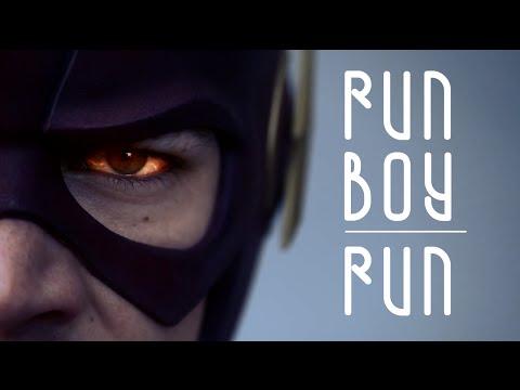 The Flash - Run Boy Run