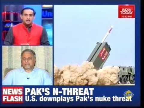 India Today - No SAARC in Pakistan (featuring Bharat Karnad)