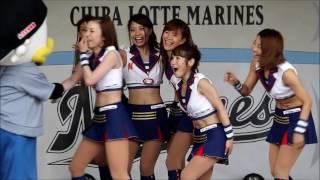 日本ハムファイターズ10回戦 試合前ステージ #Msplash #エムスプラッシ...