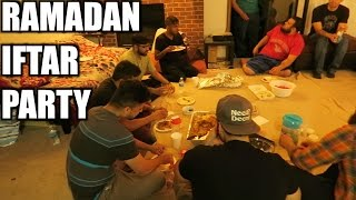 RAMADAN IFTAR PARTY!! RAMADAN 2016