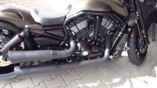 harley davidson v rod muscle custom supertrapp exhaust see also playlist