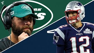 New England Patriots vs New York Jets Recap