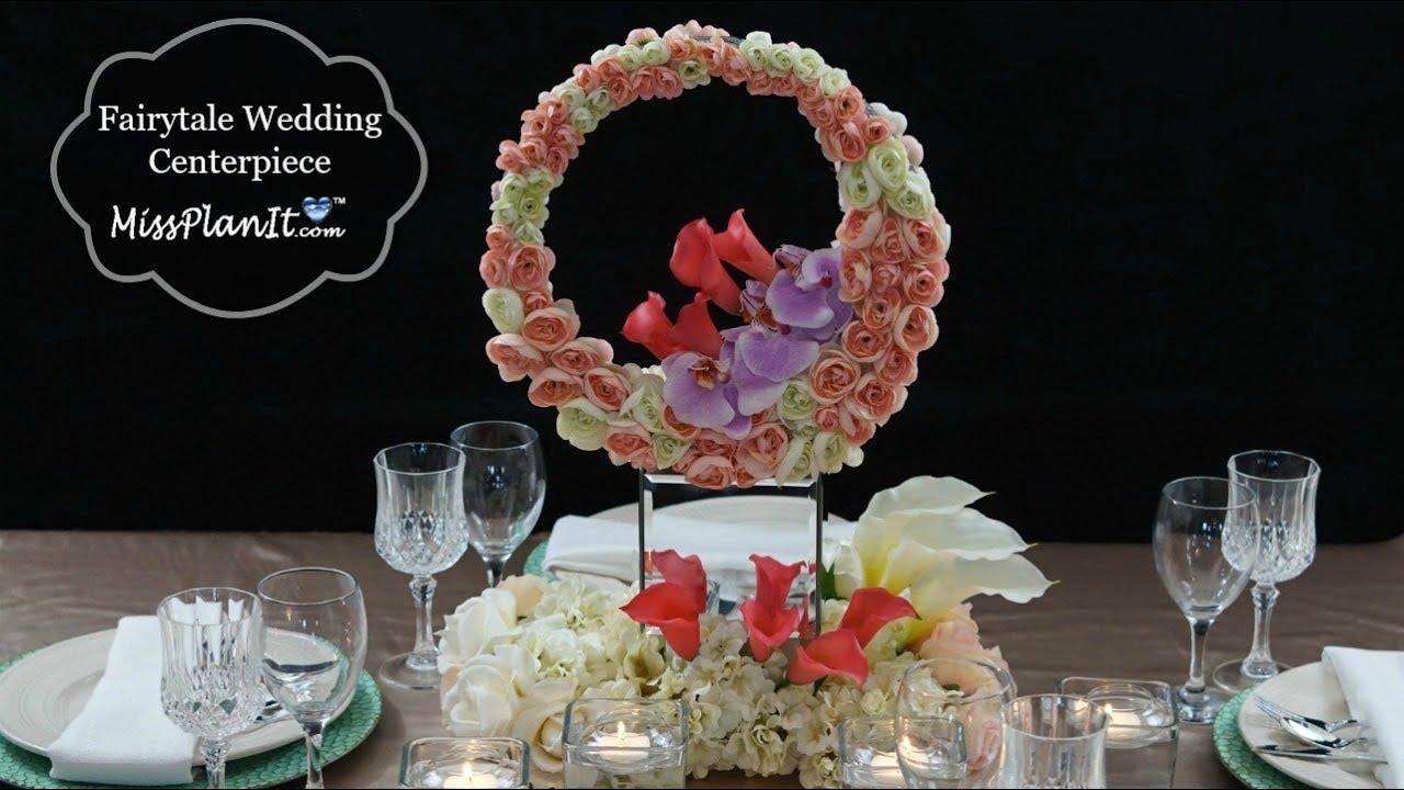 Diy fairytale wedding centerpiece diy wedding decorations diy diy fairytale wedding centerpiece diy wedding decorations diy wedding tutorial junglespirit Images