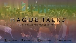 Georgina Kwakye opens the Just Peace festival | Hague Talks