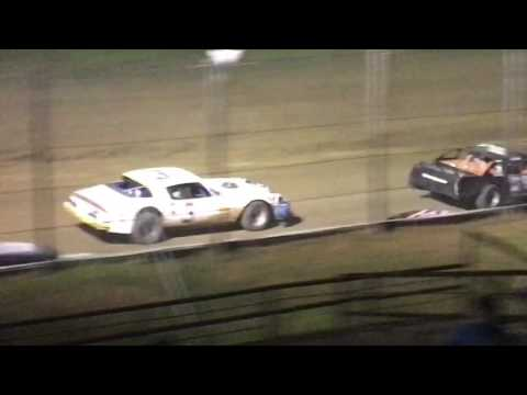 Factory Stock Feature Race at JMS 7-2-16