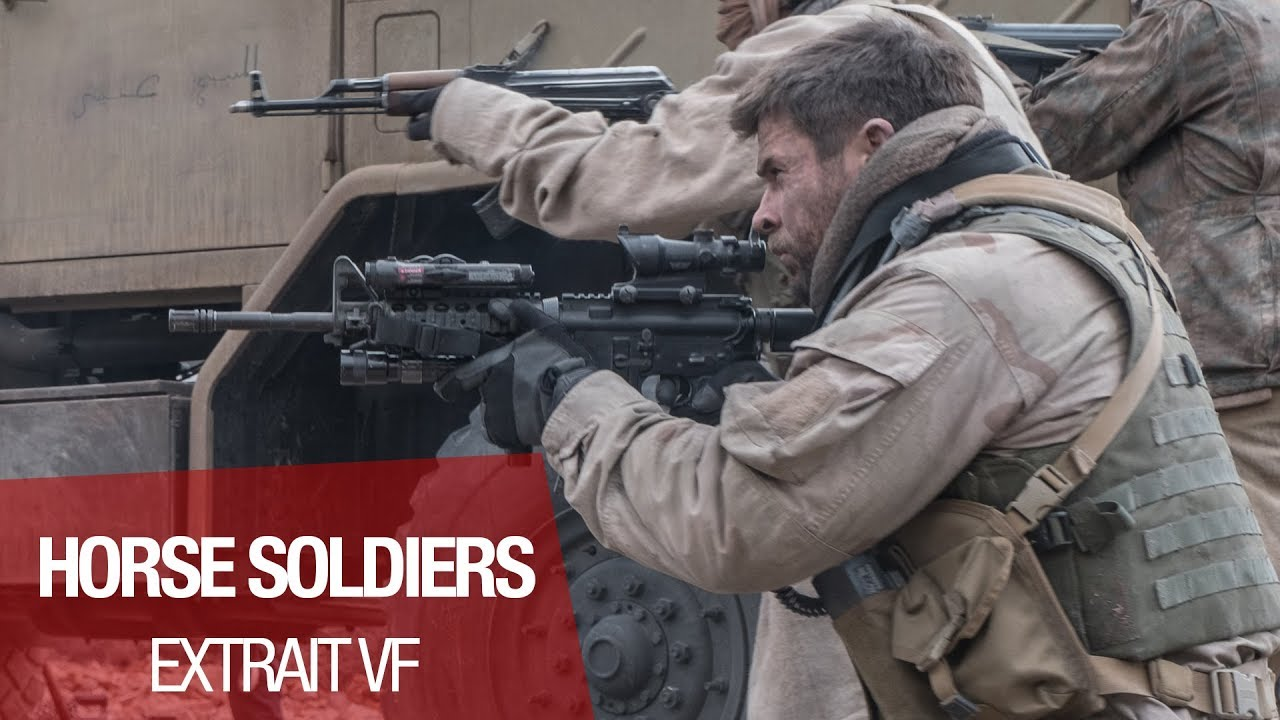 """HORSE SOLDIERS - Extrait """"Allons-y les gars"""" - VF"""
