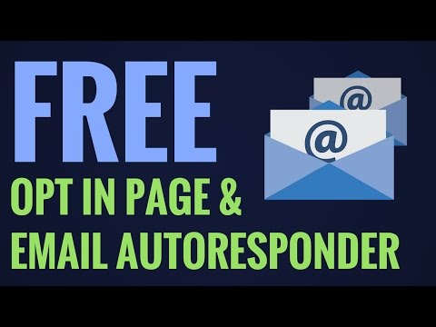 Mailerlite Tutorial - FREE Autoresponder & FREE Opt-In Page Builder for Email Marketing In 2018
