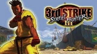 """Street Fighter III 3rd Strike Online Edition """" Sean Ranked Matches On Xbox 360 """""""