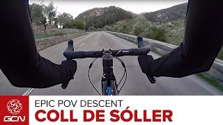 Epic POV Descent - Coll de Sóller, Mallorca