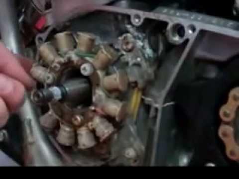 RaceTech Electric Yamaha Banshee DC Stator  Regulator Kit