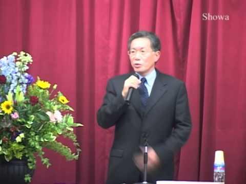 内田樹 理事 特別講演 「大学で何を学ぶか」