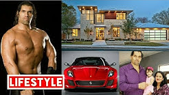 The Great khali Net Worth, Salary, House, Car, Family and Luxurious Lifestyle  2017