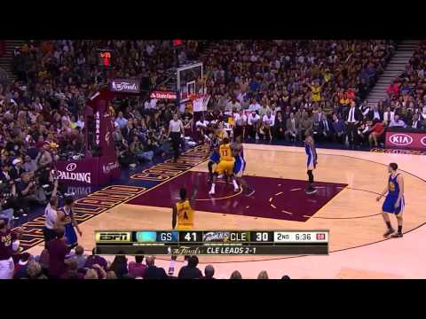 Tristan Thompson - Relentless Rebounder (Finals)