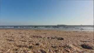 Canon 5D Mark II + 60D + Flycam Nano = Long Beach - City by the Sea