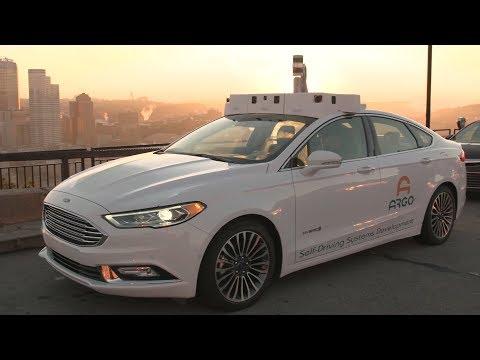 Argo AI Self-Driving Car