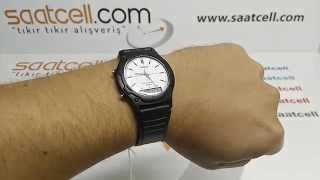 casio digital analog aw 49h 7ev inceleme ve ayarlama