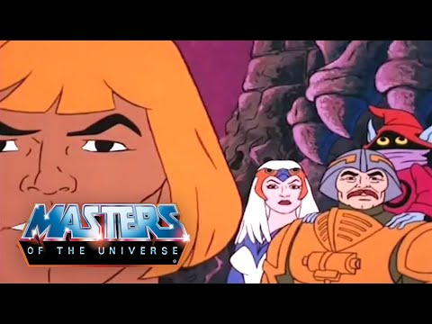He Man Official | The Cosmic Comet- 1ST EVER He Man Episode! | Full Episode | Cartoons for kids thumbnail